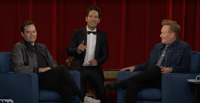 Paul Rudd perfectly wraps up nearly two-decade-long prank on Conan O'Brien