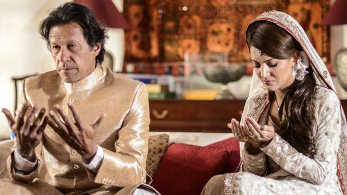 Pakistan cricket legend Imran Khan marries for second time
