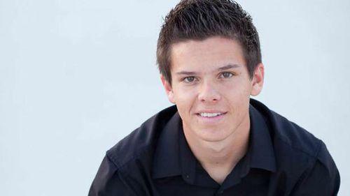 Quinton Robbins, 20, from Nevada. (Image: Facebook)