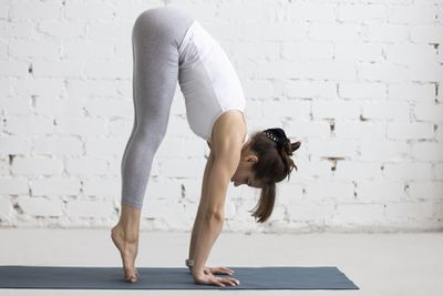 """""""I wish I started doing yoga/flexibility on top of lifting. I've recently started yoga and I love it.""""<strong> - squatthrusts00</strong>"""