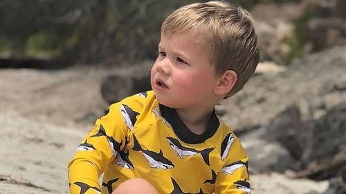 Darcy Membrey, 2, died in a tragic farm accident.