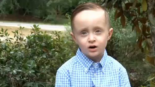 Josiah Duncan's gesture brought his mother to tears. (WSFA News)