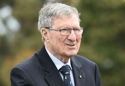 Australian golfing legend Peter Thomson has died aged 88. Picture: AAP