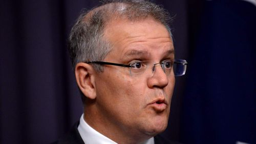 Pension is a safety net: Morrison