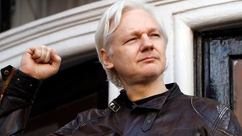 Assange charged under contentious U.S. law