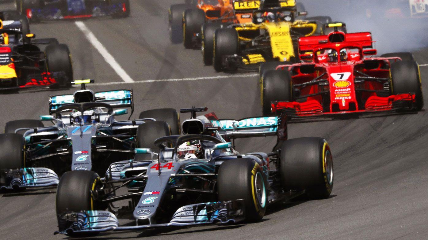 Mercedes' Lewis Hamilton wins Spanish Grand Prix in commanding fashion