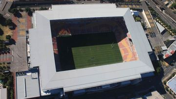 Brisbane's Suncorp Stadium.