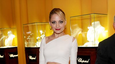The style evolution of Nicole Richie