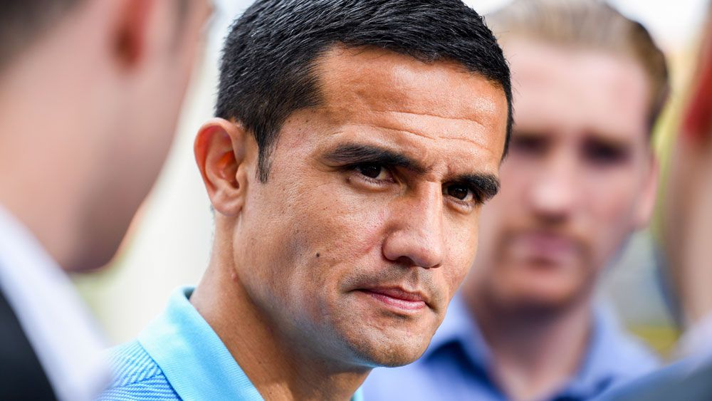 Cahill primed for Socceroos crunch time