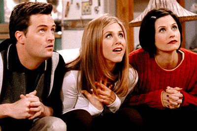 In one of the most popular sitcoms of all time, Jennifer Aniston played the fashion-savvy Rachel Green, and Courteney Cox played loveable clean freak Monica Gellar.