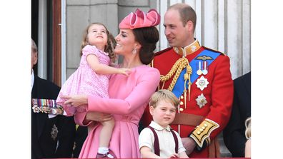 Kate Middleton and Princess Charlotte's sweetest moments