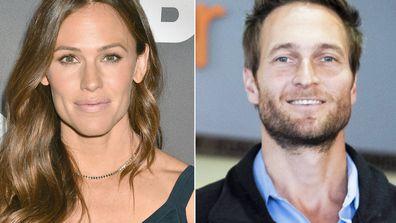 Jennifer Garner and her new boyfriend, John Miller.