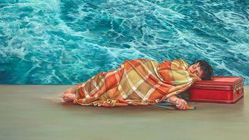 Archibald Prize 2021 ANZ People's Choice Winner