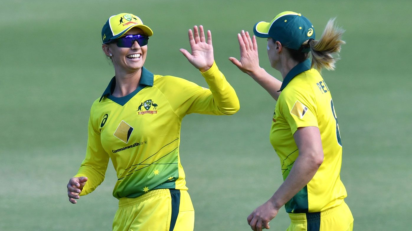 Australian women's cricket team eyeing T20 clean sweep of Kiwis