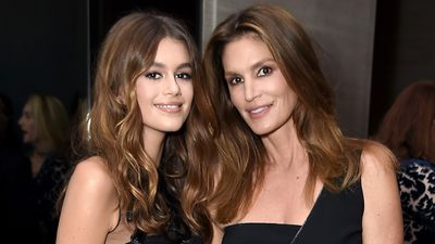 Why Cindy Crawford's daughter hates taking pictures with her mum