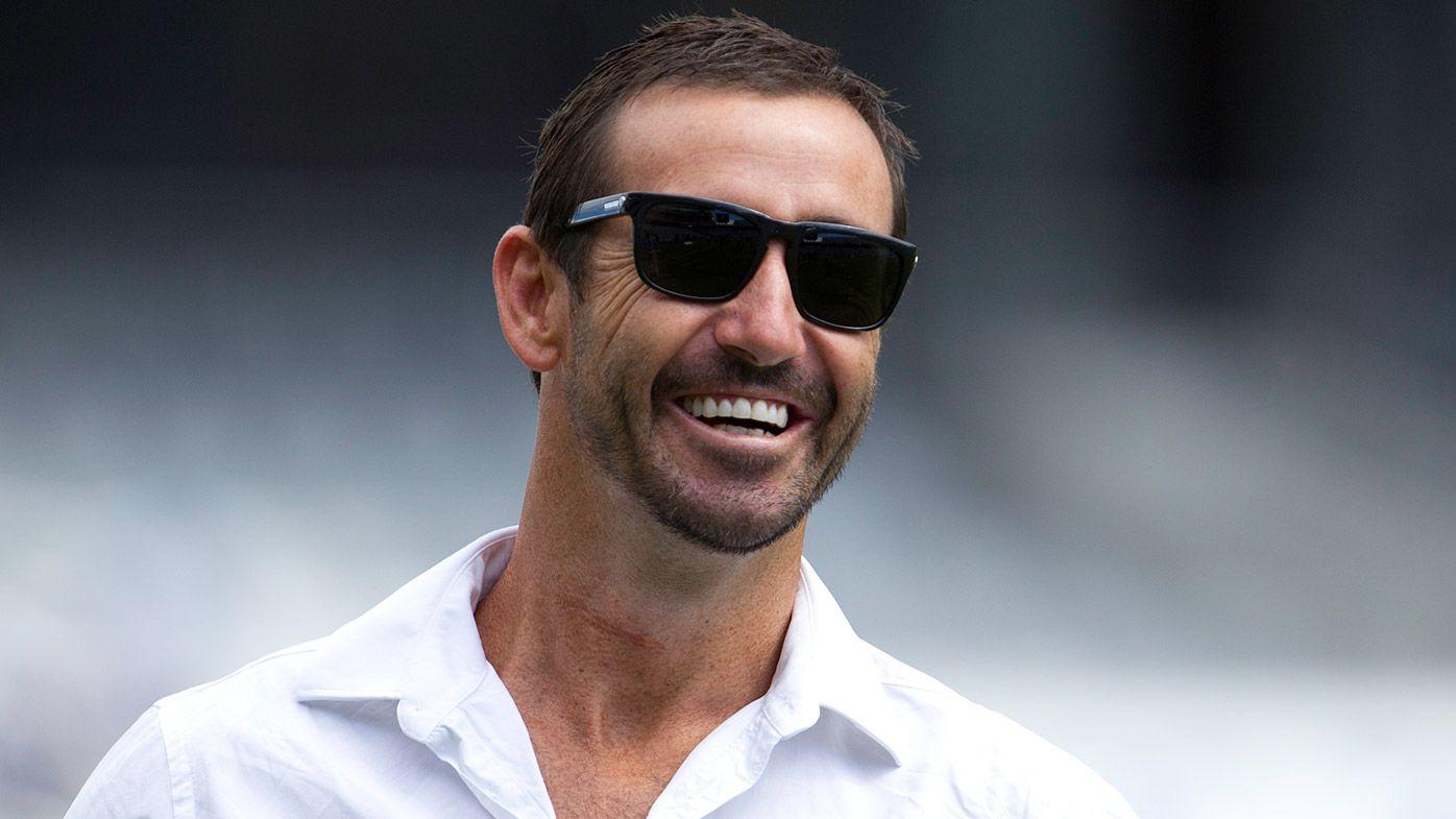 Former NRL player Andrew Johns