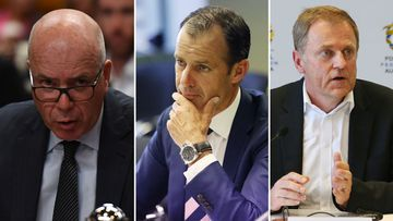 Media bosses lash out against public broadcaster's shift away from their remit  (AAP Image/ Dean Lewins/David Moir)