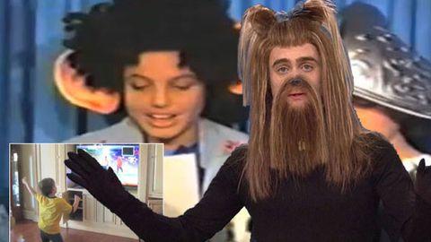 <i>CelebrityFIX TV</I>: Bad singing, doggie dress-ups and one adorable celebrity kid!