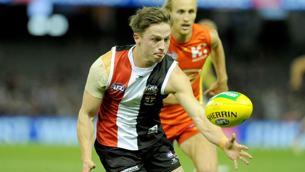 Emerging star Jack Billings shines as St Kilda beat Gold Coast Suns in AFL