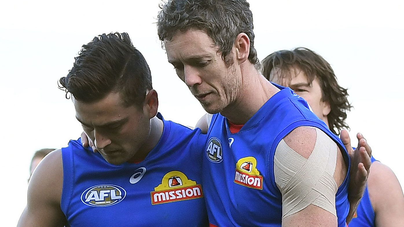 Luke Dahlhaus reveals regret over Robert Murphy swipe after move to Geelong