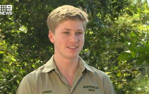 Robert Irwin on meeting his new niece and his recent croc conservation trip to the Far North