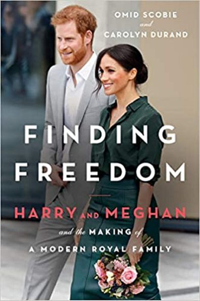 Harry and Meghan's new book cover has been revealed.