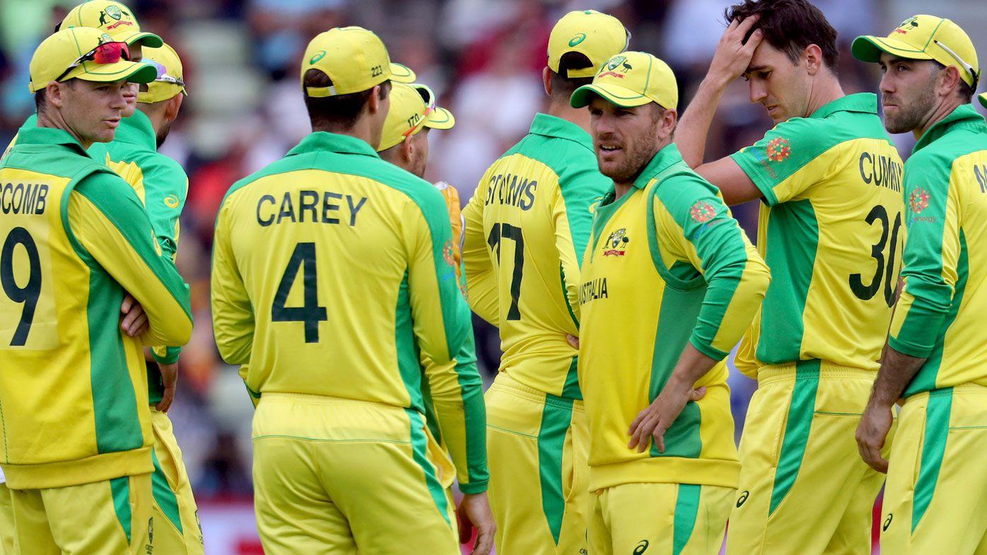 Cricket World Cup 2019 live coverage: Australia vs England