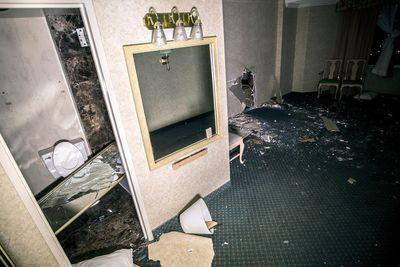 <strong>Riviera Hotel, Las Vegas, Nevada</strong>
