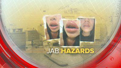 Jab hazards