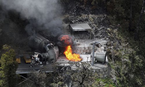 The 2010 blast sent poisonous methane throughout the tunnels of the Pike River coal mine, where it has sat for eight years.
