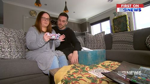 The Cranbourne couple were left 'disgusted' by the shocking crime.