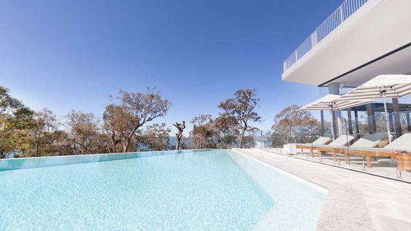 Bannisters Port Stephens pool
