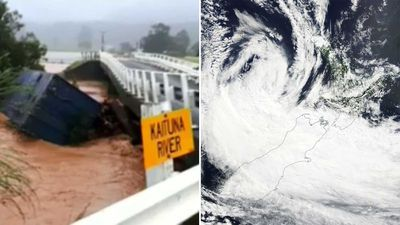 Tourists stranded after Gita pummels New Zealand