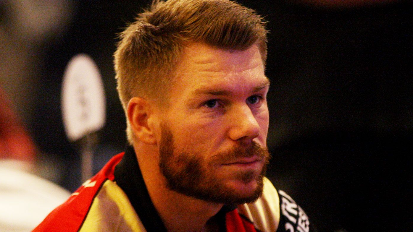 David Warner eager to lead Sunrisers to IPL title. (Getty)