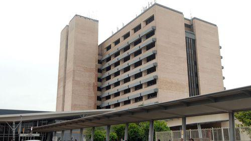 Royal Darwin Hospital. (AAP)