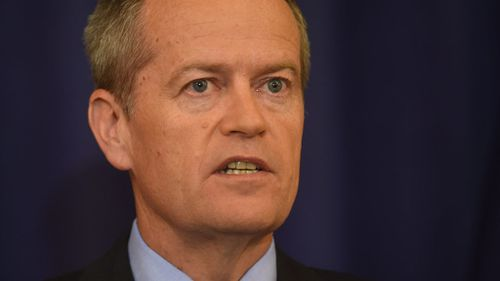 Opposition Leader Bill Shorten won't 'shy away' from calling out Donald Trump. (AAP)