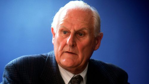 Peter Vaughan reportedly died surrounded by his family. (AFP)