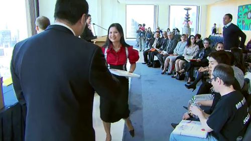 The proposal would see new citizens undergo a 'values' test. Picture: Supplied
