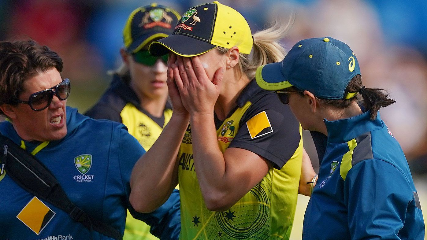 Ellyse Perry set for six months out of cricket due to impending hamstring surgery