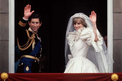<b>Became royalty in:</b> England</b><P>Diana wasn't born a princess but she had a title - and was also descended five times from Stuart King Charles II. Even still, she was technically a commoner upon her marriage to Prince Charles.<P>Not as common as Camilla, apparently!