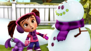 Babysitting Squoosh/Chilly the Snowman