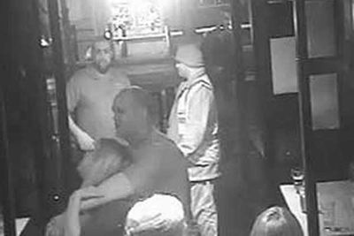 CCTV video footage was released showing England's rugby captain kissing a blonde woman at a New Zealand bar only six weeks after marrying Queen Elizabeth's grand-daughter, Zara Phillips.
