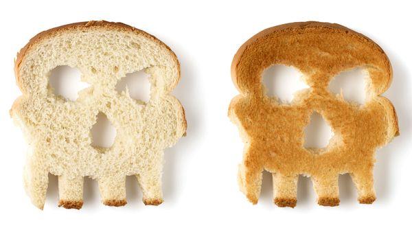 Bread and gluten