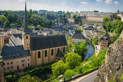 <strong>Luxembourg City,&nbsp;Luxembourg</strong>
