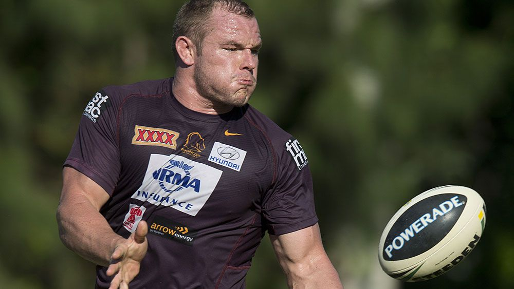 Former Rooster and Broncos forward Martin Kennedy has been arrested over his involvement in a wildlife smuggling ring.(AAP)