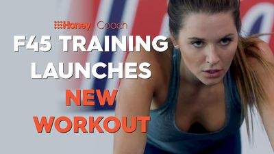 How an F45 workout is designed — from start to finish
