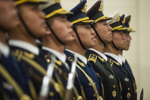 The speech comes as China is set to celebrate 70 years of Communism in the country this year.
