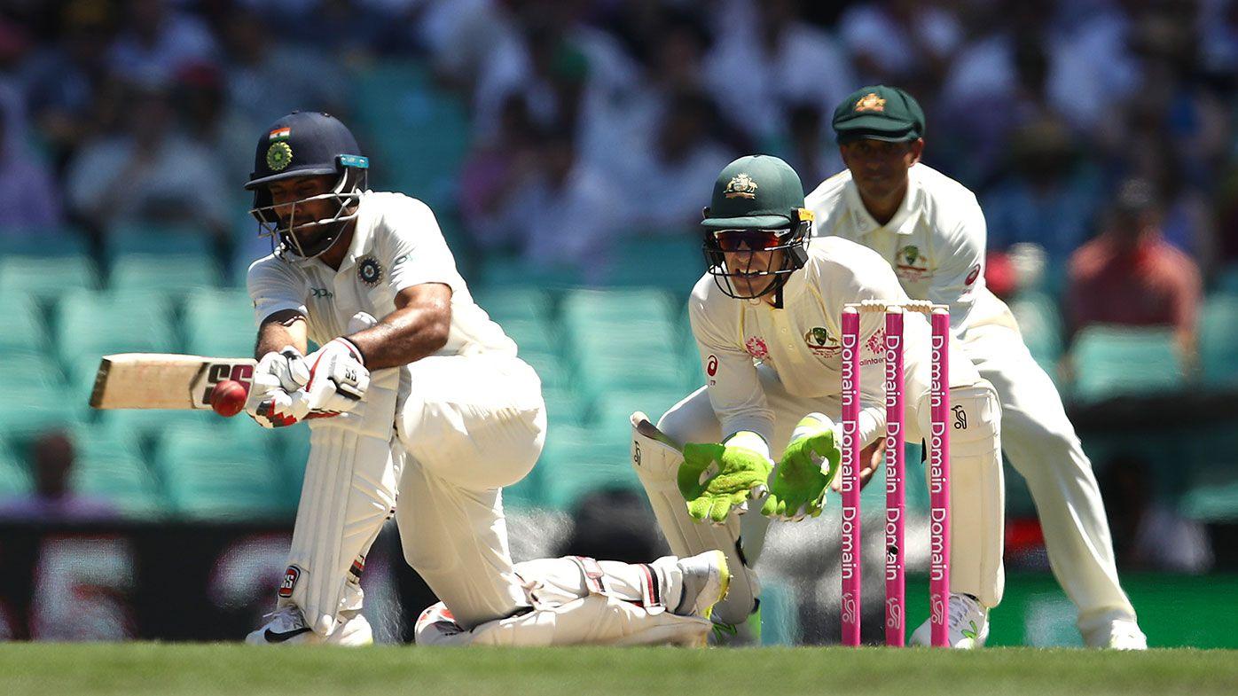 Indian batsman Hanuma Vihari