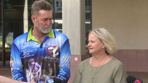 190613 Holly Brown Queensland Health law change heart attack death Laura Rodeo emergency response times News Australia
