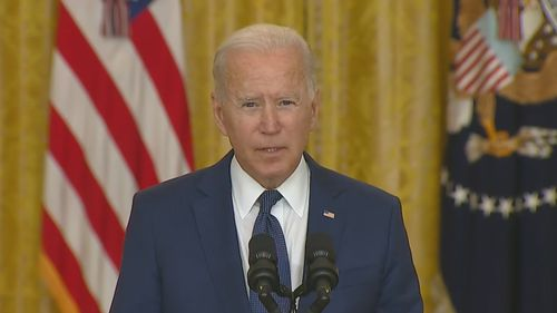 US President Joe Biden has vowed to hunt down those responsible for the attack.